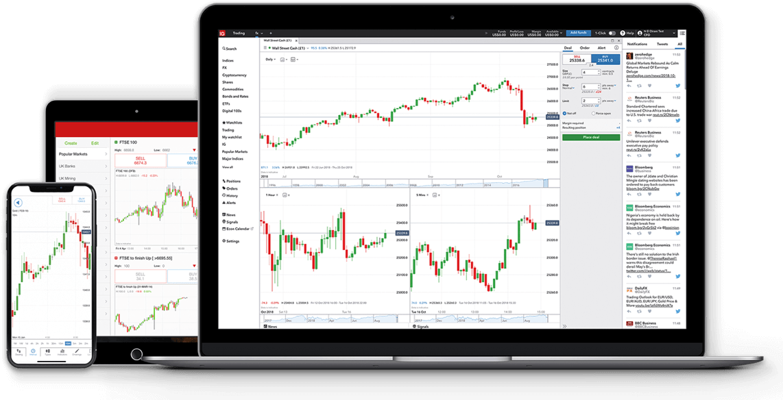 simulateur trading